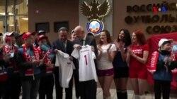 Rusiyanın 2018 Qış Olimpiya Oyunlarında iştirakı qadağan edilib