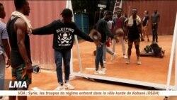 Festival annuel de hip-hop au Ghana