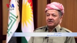 بارزانی با رد هشدار آمریکا مصمم به برگزاری همهپرسی استقلال کردستان است