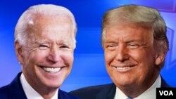El lunes 21 de septiembre de 2020, ambos candidatos a la presidencia de EE.UU. volvieron a algunos de los temas en que han centrado el debate: economía y coronavirus.