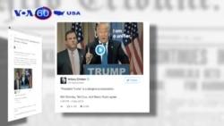 Bà Clinton tung quảng cáo tấn công ông Trump (VOA60)