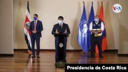 Las autoridades costarricences anunciaron que los casos confirmados en el país están cerca de los 54.000 y están ampliando las capacidades de las morgues ante los fallecimientos.