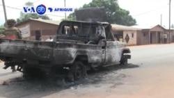 VOA60 Afrique du 20 juin 2017