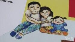 纽约华裔父亲为女儿出版儿童图书