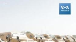 L'UE remet 13 véhicules blindés aux forces armées maliennes