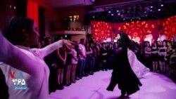 ویدئو کوتاه | رقص سماع توسط کوثر، آرش و ملیکا با اجرای دف نوازان