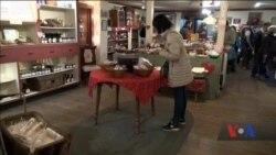 400 видів ласощів з усього світу зібрано в унікальній крамниці-музеї у США. Відео