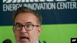 FILE - Andrew Wheeler, administrator of the Environmental Protection Agency, in August 2020.