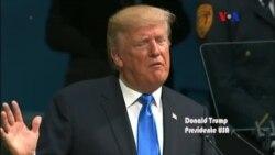 A evolução diplomática de Donald Trump
