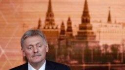 На фото: 2019-й рік, речник Володимира Путіна Дмитро Пєсков