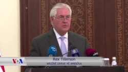 Tillerson li Kendavê ye Jibo Çareserîya Kirzê