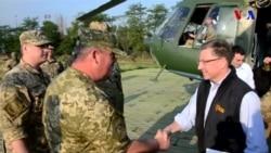Tramp administrasiyası Ukraynanı silahla təmin etməyi nəzərdən keçirir