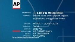 Libya Violence Video