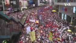 香港青年組織義賣活動紀念反送中兩週年 盼重新連結港人戰勝白色恐怖