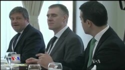 Takimi per Evropen qendrore ne Maqedoni