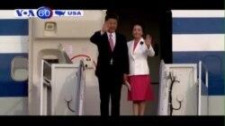 Chủ tịch Trung Quốc hội kiến Tổng thống Hoa Kỳ (VOA60)