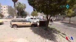 Teqîna Otombêlekê li Idliba Sûriyê