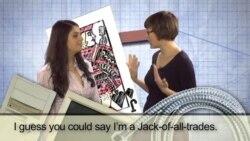 Thành ngữ tiếng Anh thông dụng: Jack Of All Trades (VOA)