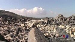 Perestgeha Eyndarê li Efrînê Bû Armanca Êrîşan