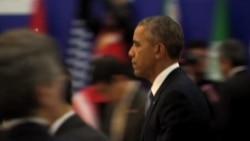 Obama defiende estrategia contra EI