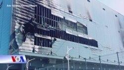 Cháy nhà kho ở Đài Loan, 3 người Việt tử vong