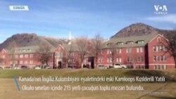Kanada'da 215 Yerli Çocuğun Toplu Mezarı Bulundu