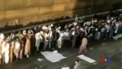 2014-06-08 美國之音視頻新聞: 美國海軍救起接近三百船民