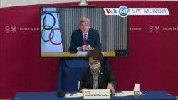 Manchetes mundo 28 Abril: Organizadores dos JO de Tóquio e Comité Olímpico Internacional avançam com planos para realizar as Olimpíadas