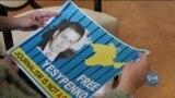 Український журналіст Владислав Єсипенко вже понад сім місяців перебуває за гратами в окупованому Криму: інтерв'ю з його дружиною. Відео