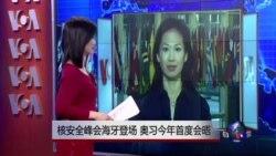 VOA连线:核安全峰会海牙登场 奥习今年首度会晤