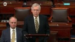 Сенат заблокировал обнародование расследования Мюллера