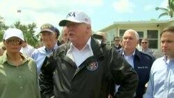 """Претседателот Трамп во Флорида: """"Повторно ќе застанеме на нозе"""""""