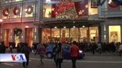 Giới tiêu thụ Mỹ hưởng ứng chương trình khuyến mãi 'Thứ Sáu Đen'