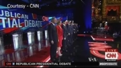 Republican Presidential Contenders Clash over Terrorism and Security