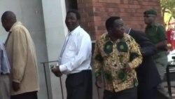Former Mugabe Loyalists Face Trial for Undermining President