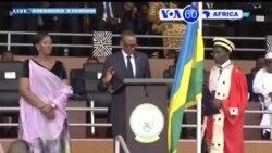 Manchetes Africanas 18 Agosto: Paul Kagame toma posse de mandato de 7 anos