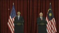 美國與馬來西亞達成全面伙伴關係