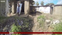 Ebola Misery in Liberia's Capital Monrovia