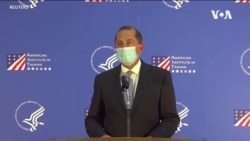 美國衛生部長批評中國未及時向世界發出疫情警示