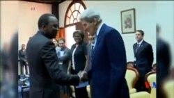 2015-05-05 美國之音視頻新聞:克里與肯尼亞官員討論安全與反恐問題
