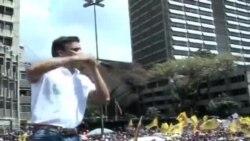 Declaraciones de Leopoldo López a la Voz de América