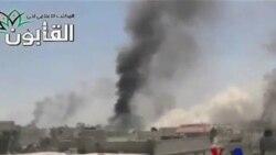 克里与阿拉伯国家商谈叙利亚及以巴局势