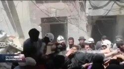 Stradanja na području Idliba