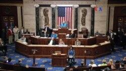 Caos en el Congreso