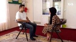 دختر مردانه پوش از اعتیاد اش قصه میکند
