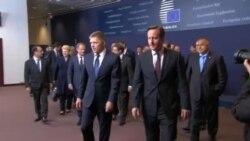 رهبران اروپا در جستجوی راه حلی برای بحران مهاجران