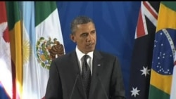 2012-06-20 美國之音視頻新聞: 奧巴馬說歐洲經濟危機可以得到解決