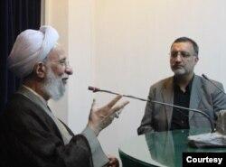 علیرضا زاکانی به طیفی از اصولگرایان تندرو تعلق دارد که با مصباح یزدی ارتباط نزدیکی داشتند.