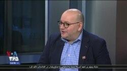 گفتگو با جیسون رضائیان درباره کتاب خاطرات زندانش در ایران