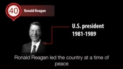 America's Presidents - Ronald Reagan